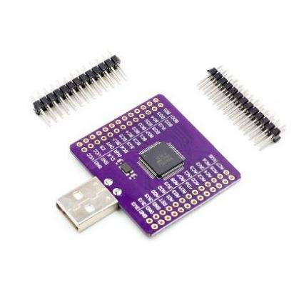 Módulo <span class=keywords><strong>USB</strong></span> para FIFO UART SPI <span class=keywords><strong>JTAG</strong></span> I2C RS232 FT2232HL