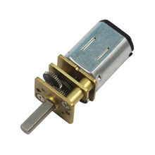 12mm 3v 6v 12v 1:10 to 1: 1000 ratio small N20 Micro dc gear motor for robot and door lock