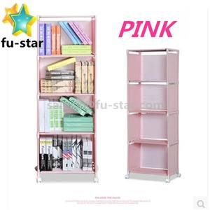 Pn mini folding rack de armazenamento PP housekeeping ikea de metal prateleira com roda