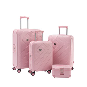 BUBULE carry-on suitcase trolley luggage Suitcase luggage travelling pink suitcase