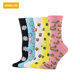 HJ-I-0570 cotton socks women's women socks ladies underwear socks