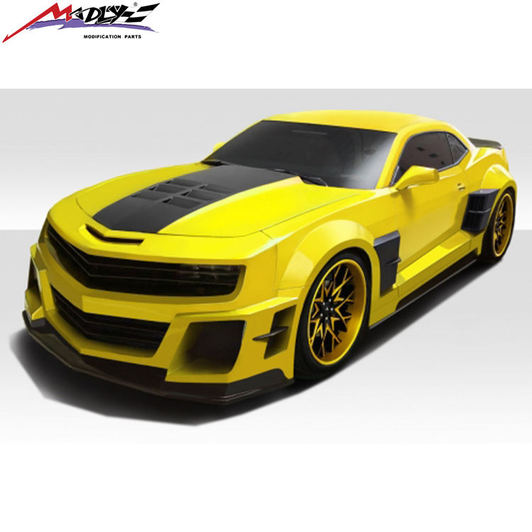 Madly 2010-2013 Camaro Wide Body Kit