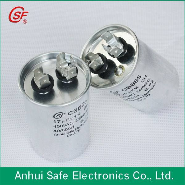 midea air conditioner spare partt capacitor high quality