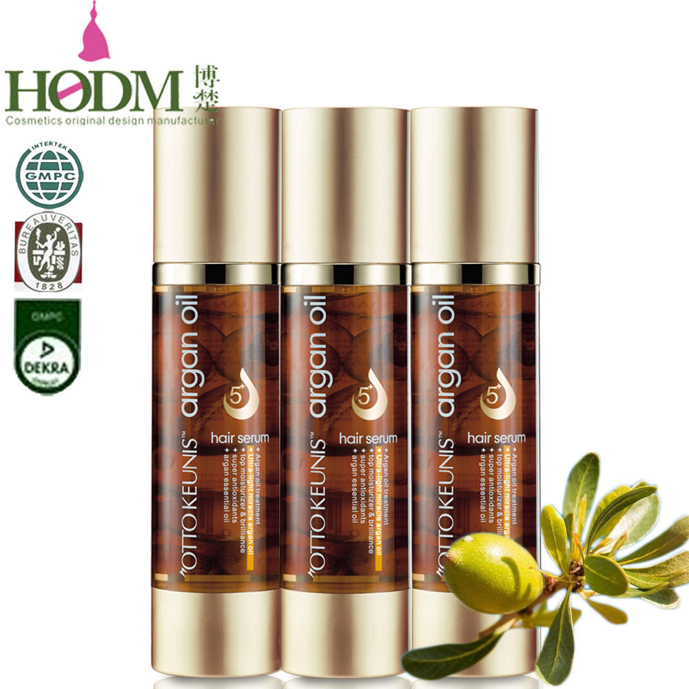 Factory Price Professional Hair Care Product 100% Hair Essential Oil Pure Organic Morocco Argan Oil