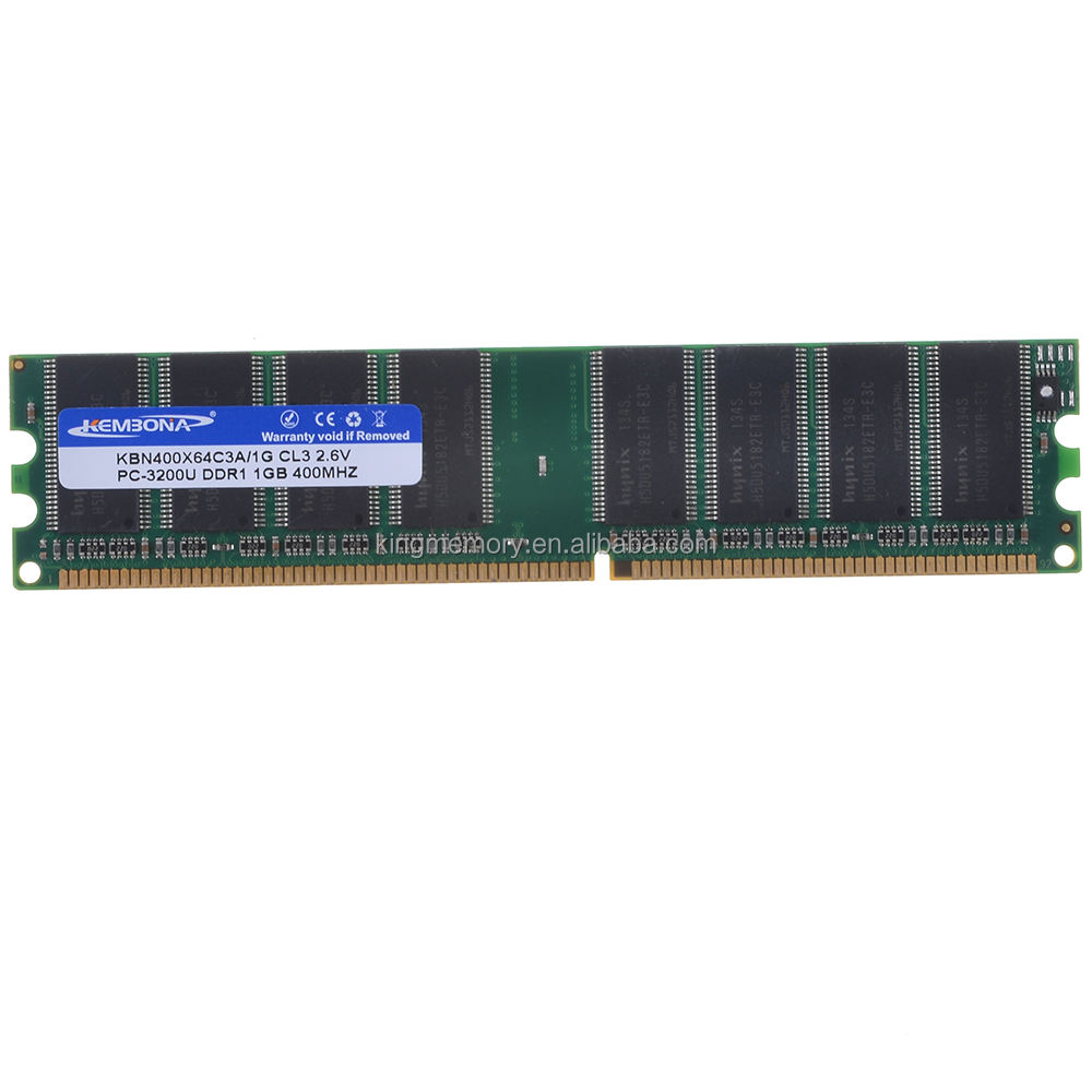 Placa base de escritorio ddr1, 1gb, ddr1, 1g, 400mhz, pc3200, 184pin, envío gratuito por DHL