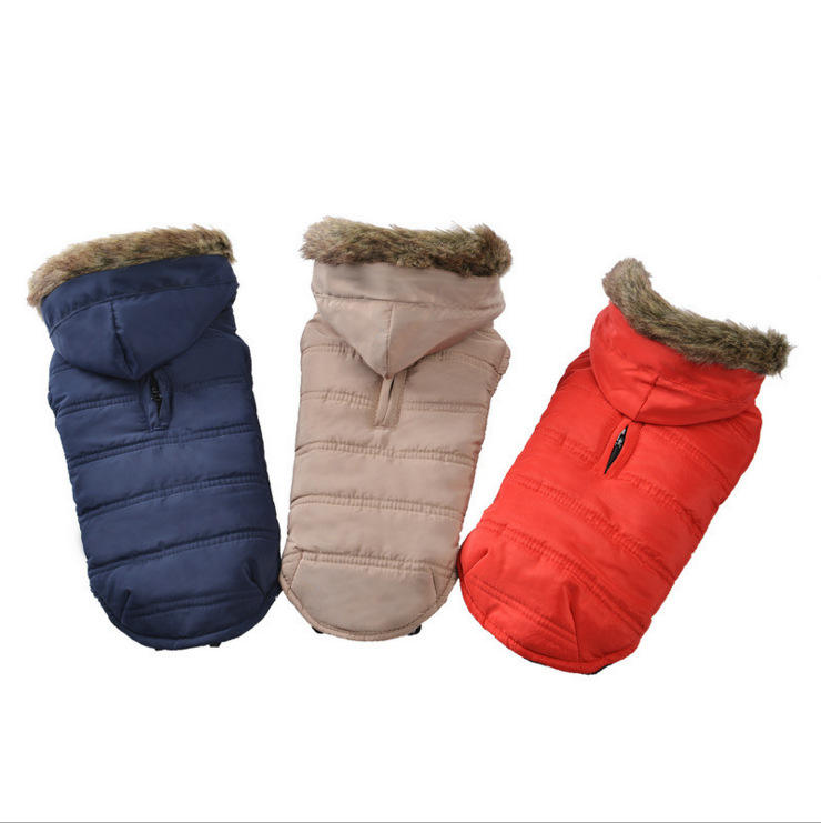 Winter Dog Apparel Cute Dog Vest Fashion Pet Dog Clothes