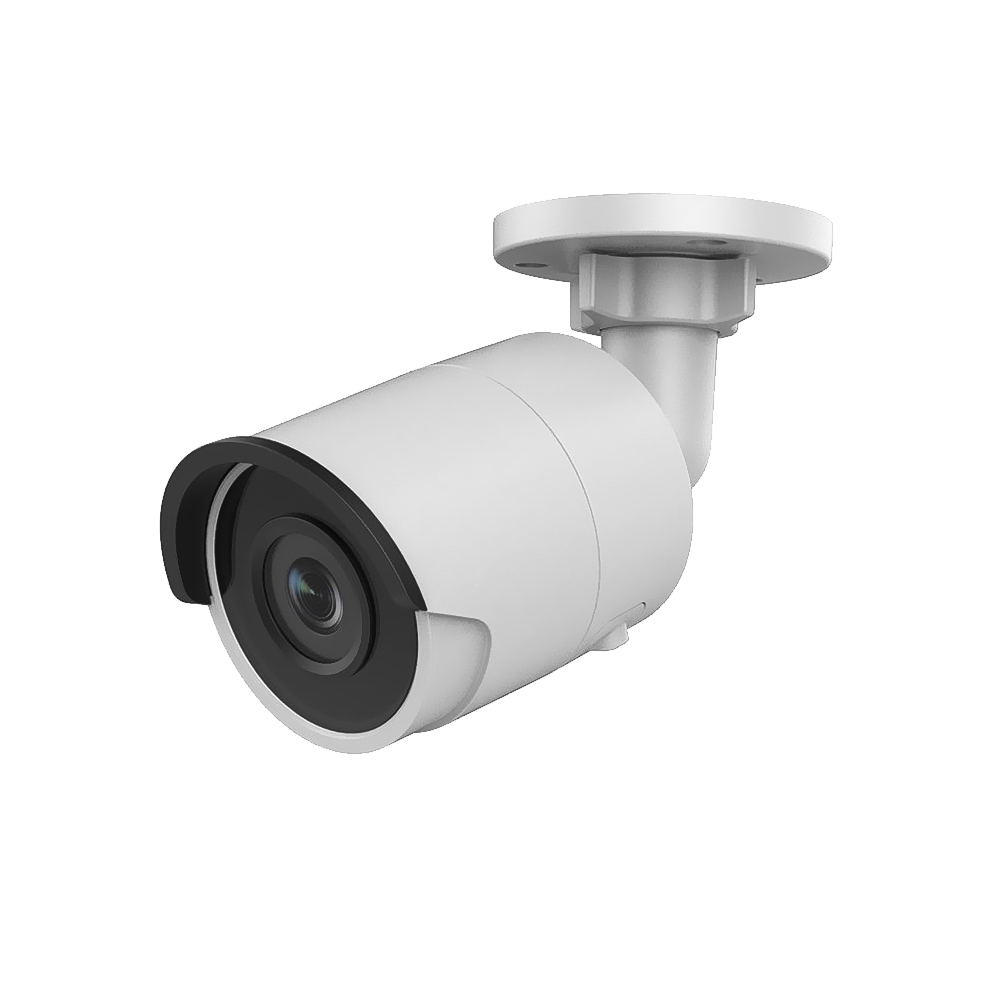 OEM DT085 8MP H.265+ WDR Fixed IR 4K Bullet Hik Security poe Camera DS-2CD2085FWD-I