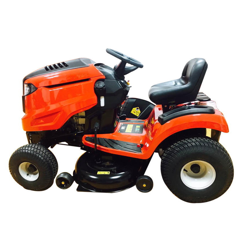 Riding Tractor Smart Gas Lawn Mower