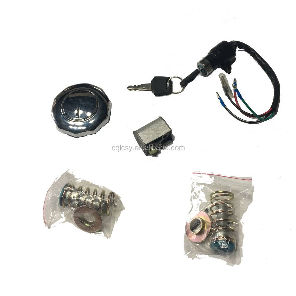 good quality 150cc motorcycle / ignition switch lock set