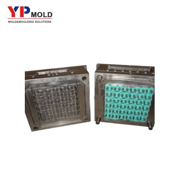OEM professional plastic egg tray/box injection mold from Yuyao city