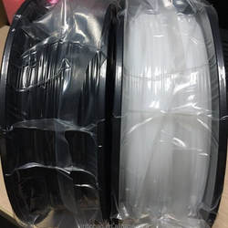 high quality 3d PETG filament and factory wholesale 1.75mm 3