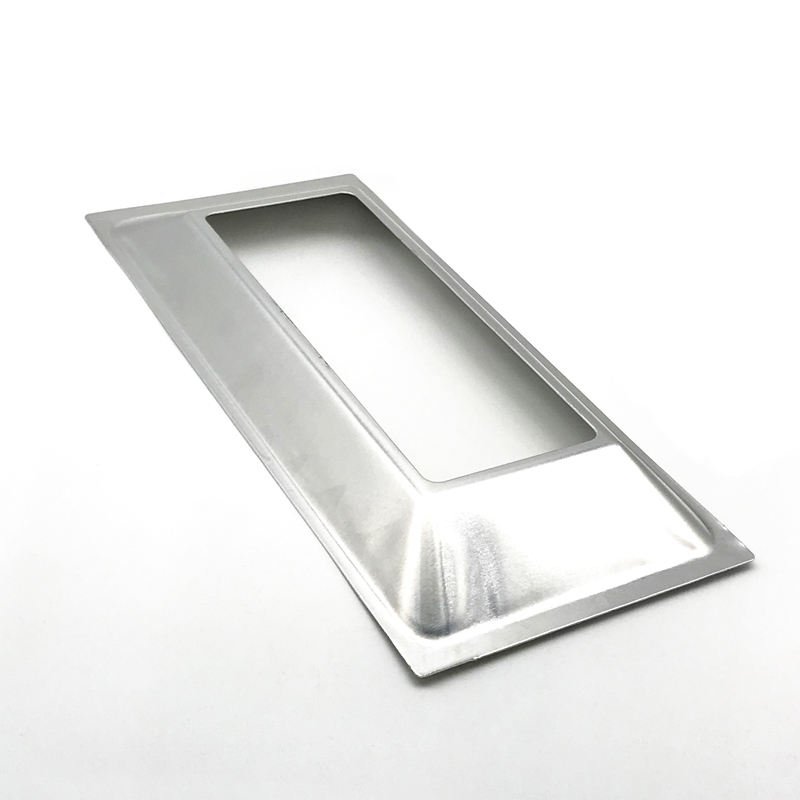 Custom Precision Stamping Aluminum LED Light / Cob Reflector Cover