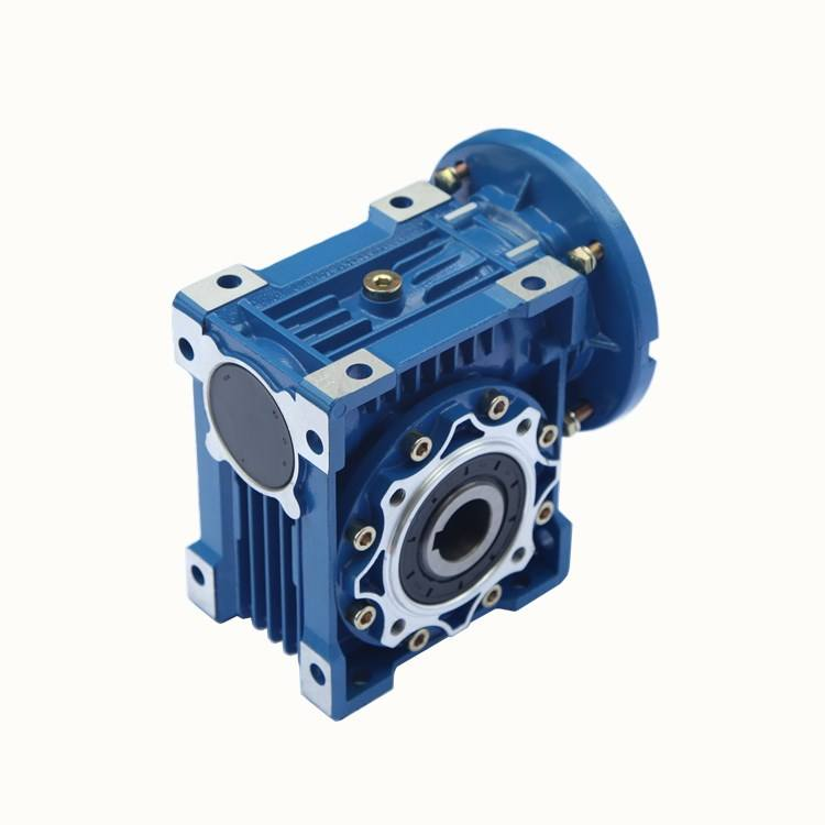 High End Unique Ac Motor Worm Transmission Gearbox