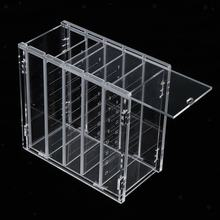Factory Custom Acrylic Eyelash Box Eyelash Extension Holder Organizer Acrylic Eyelash Display Stand