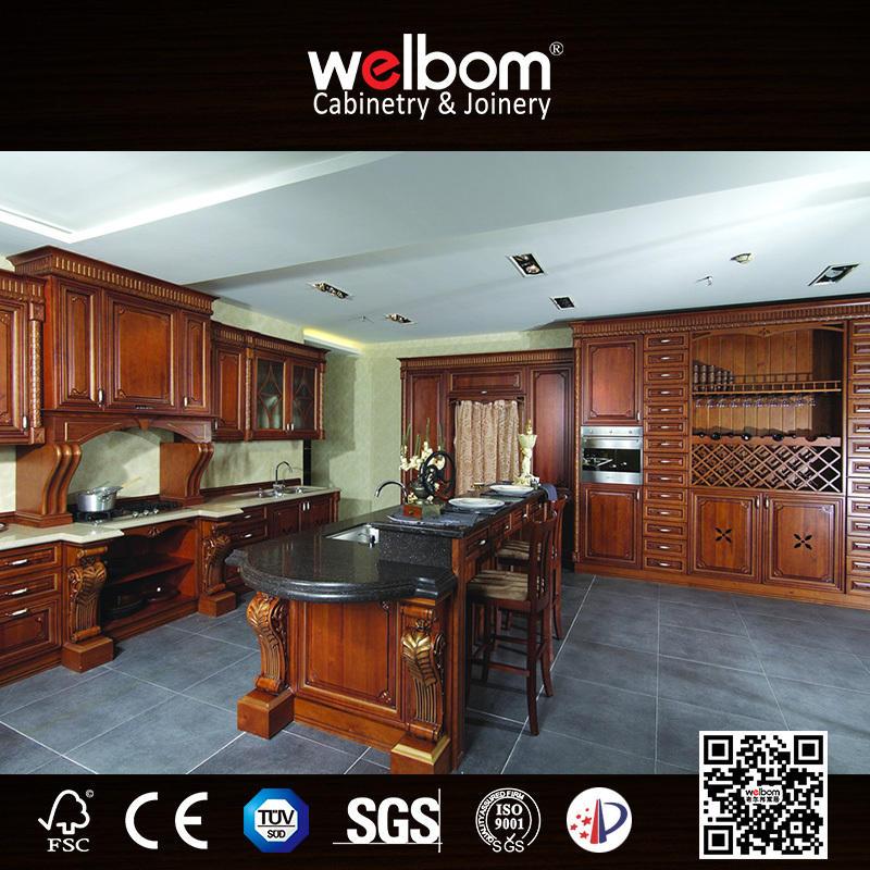 Китай Топ 5 продажа кухонной мебели