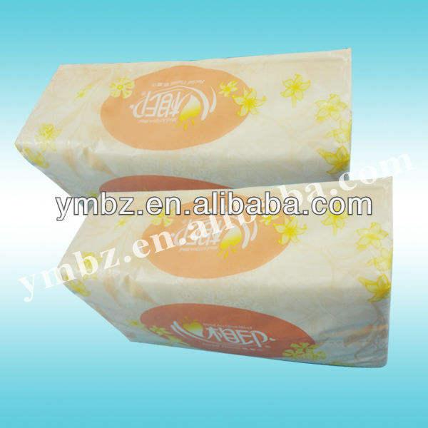 Personalizado impresso papel tissue embalagem filmes plásticos