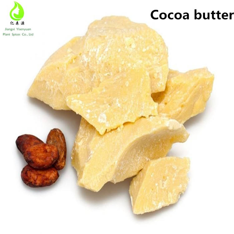 Factory Prices 25KG Barrel Pure Cocoa Butter For Chocolate Making