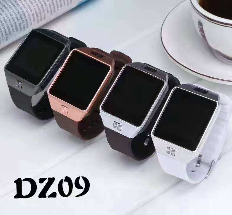 dz09 smart watch Mobile Watch Phones with SIM Card and Camera Android Smart Watch