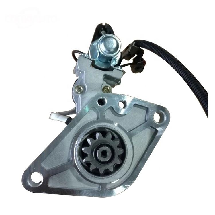 high quality solenoid auto starter motor 24v 5.0kw 11t 36100-45700 36100-45501 For Hyundai HD65