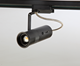 220v New Mould COB Led Track Light 15w 3-wire Spot Lighting for `museum gallery light solution