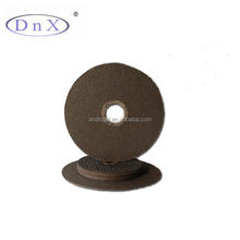 fiberglass reinforced abrasive cutting disc cutting wheel tool for mental
