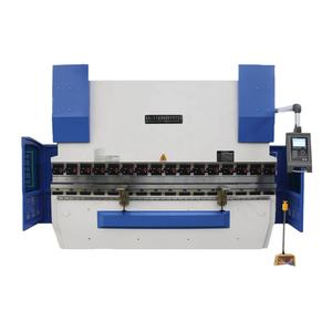 Factory CE approved cnc press brake/hydraulic steel plate bending machine/metal sheet bender for hot sale