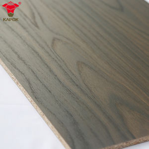 18mm thickness standard size melamine particle board mfc board 18mm