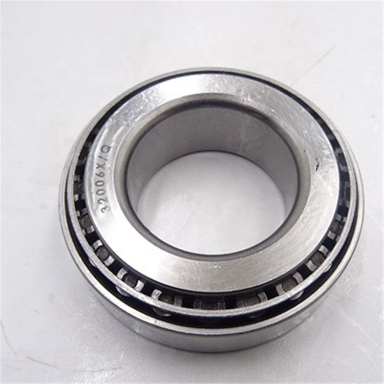 High Precision Import Bearing 32006 Single Row Taper Roller Bearing 32006 Bearing