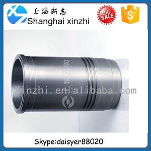 Shangchai Diesel Engine SC8DK280Q3 Cylinder Liner D02A-104-43 A for Construction Machinery