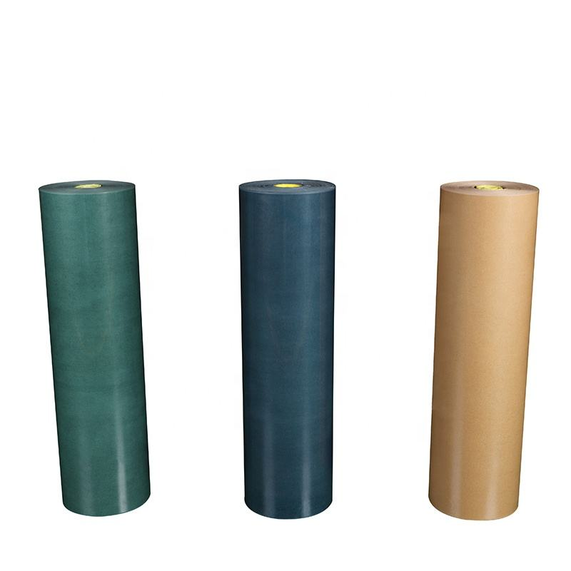 Custom width fish paper roll Wholesale electrical Insulation Paper Tape Barley Fish Paper material
