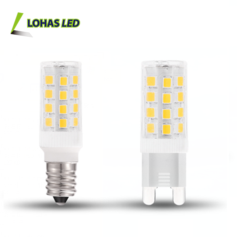 2835 3014 SMD LED Corn Bulb 1W 2w 3w 5w 6w 7w E14 G4 G9 dimmable 110v 220v mini Led Corn Bulb Light