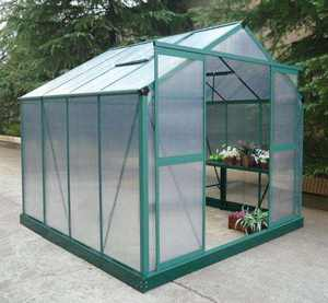 Plastic Green house mini grow box indoor greenhouse for sale