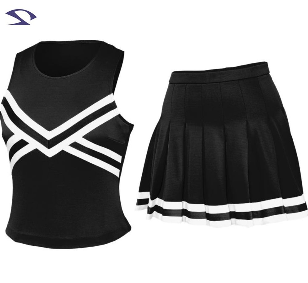 Professional cheer uniforms cheerleading with sample accepted