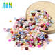 Shell XULIN Top Quality MIX Color Plastic Pearl Abs Half Beads Pearls For Mobile Phone Shell