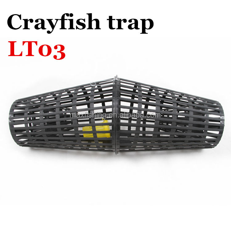 Stackable Plastic Sweden crayfish traps