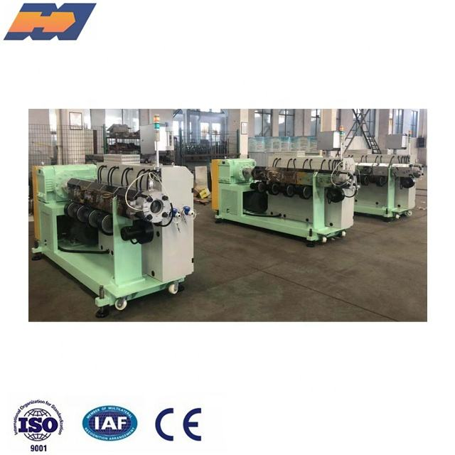 Single screw extruder plastic extrusion machinery extruder price
