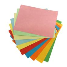 150g/230g/300g/350g A4 Size Color Cardboard/Double Side Color Manila Paper/Special Handmade Bristol Board