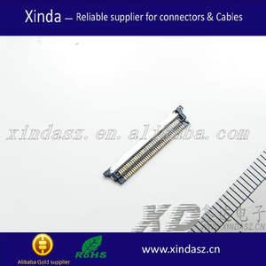 AUO lvds conector sumsung LCD conector 40 PIN conector Molex