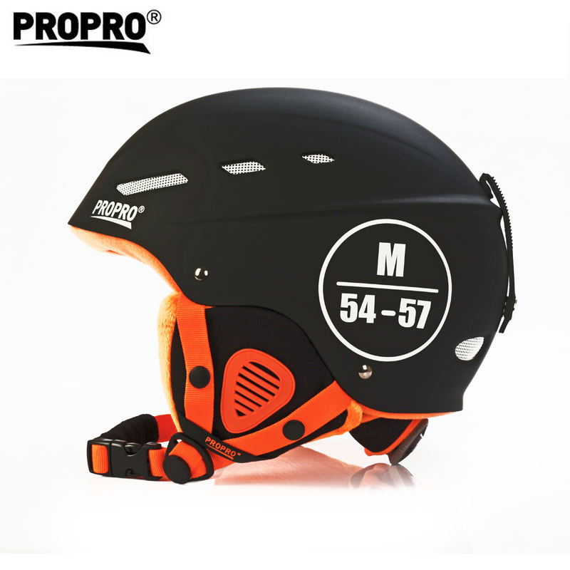 PROPRO Newest Design ABS Shell multi-functional Snow Sports Ski Helmet head guard