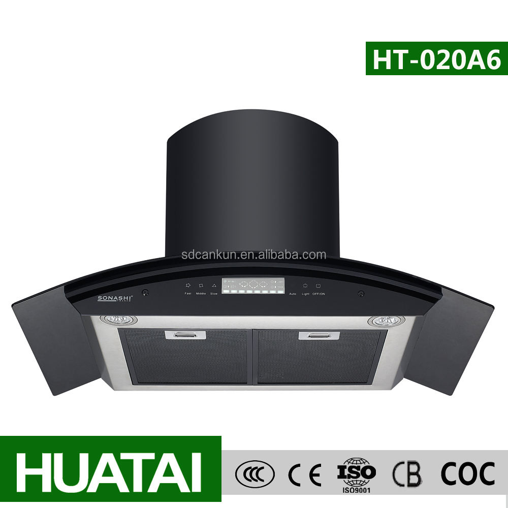 Hot! 90cm stainless steel tower cooker hood /kitchen chimney