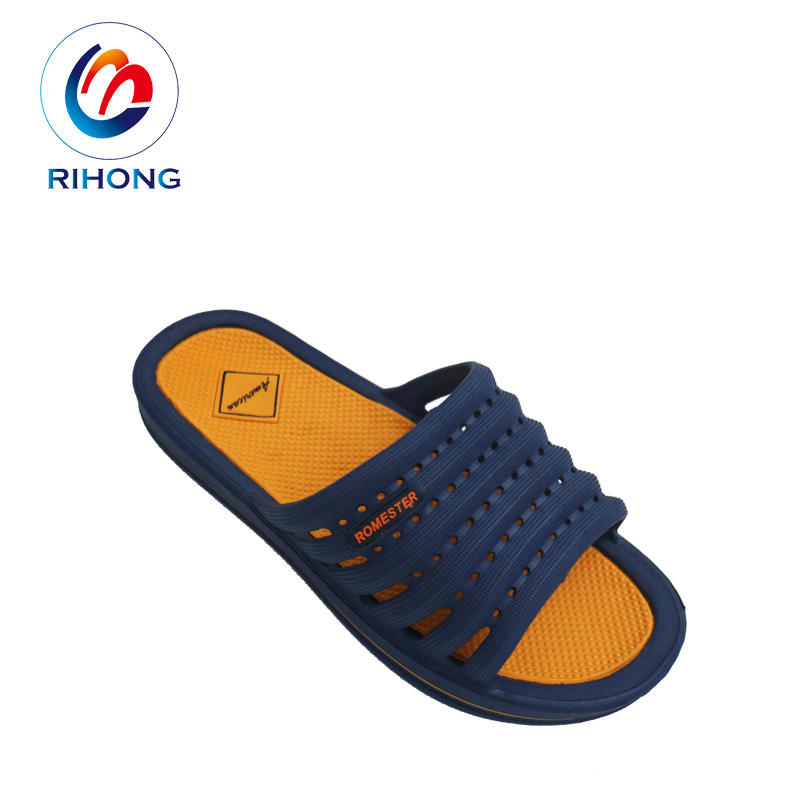 new arrival strong glue connect sole China wholesale soft for men cheap home slipper sandal