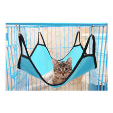 Soft Comfortable Pet Cat Cage Hammock Sleeping Bed