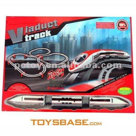 Electric Bullet Train Toy