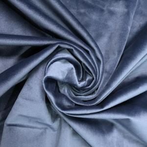 waterproof holland velvet upholstery velour fabric material for furniture curtain chairs