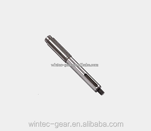 OEM stainless steel hydraulic pump drive shaft
