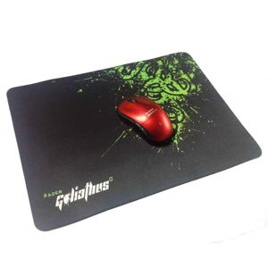 the famous brand Razer Mouse Pad with stitching edges razer game mouse pad