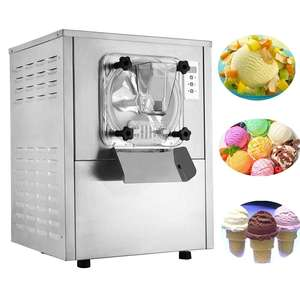 american hard serve ice cream making machine gelato commercial hard ice cream for industry maker machine