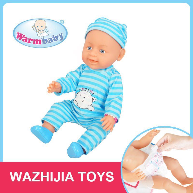 Nueva moda sonrisa niño real muñecas del bebé muñecas reborn silicona con cajas