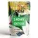 Wholesale All Natural Ingredients ,Private label 28day Weight Loss Tea
