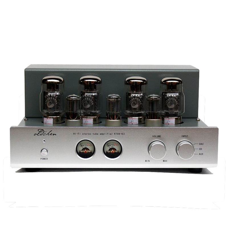 KT88-K3 professional handmade Hi-FI vacuum audio 300b China tube amplifier with bluetooth Stereo tube amplifier hifi audio home